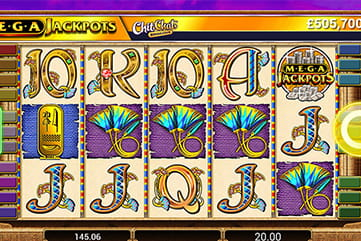 'Cleopatra' slot From IGT