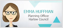Emma Huffman Biography