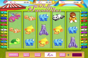 Fluffy favourites is very popular and fun to play