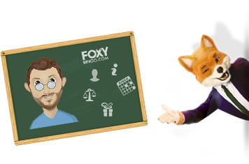 Information about Foxy Bingo - Terms of Use