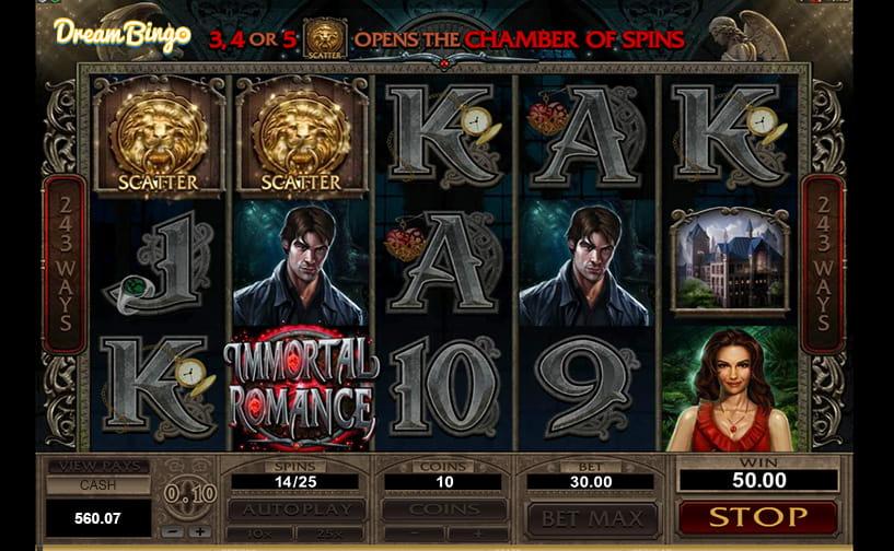 Dream bingo slots no deposit