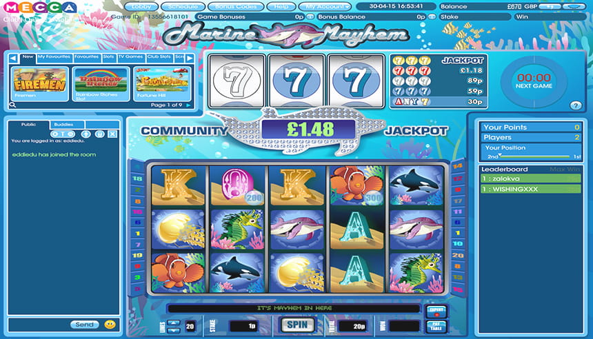 free slots real money uk