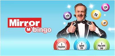 New virtue fusion bingo sites top picks for 2018 for Mirror bingo