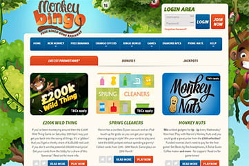 Promos and offers on Monkey