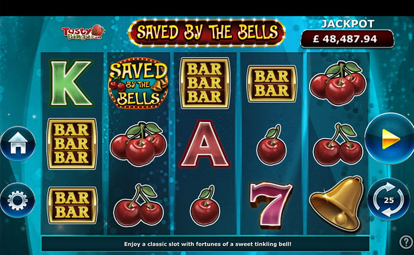 Saved by the Bells Slot - Try for Free Online