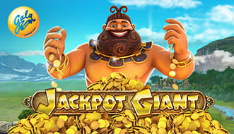 Jackpot Giant Slot Logo Big