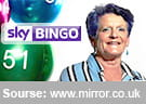 A player at Sky Bingo wins huge